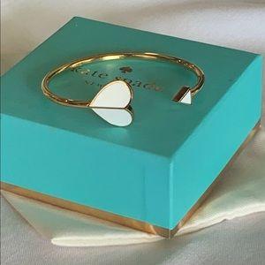 Kate Spade! Lovely Heart Bracelet
